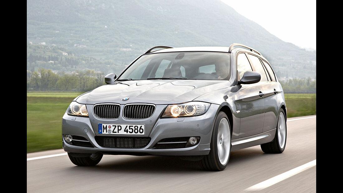 BMW 320d Touring