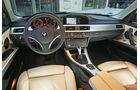 BMW 320d Touring, Cockpit