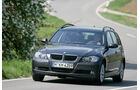 BMW 320d Touring, Front