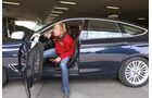 BMW 320d Touring, Seitentür, Aussteigen