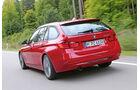BMW 320d Touring Sport Line, Heckansicht