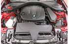 BMW 320d Touring Sport Line, Motor