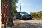 BMW 320d Touring, Toskana