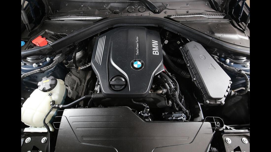 BMW 320d Touring xDrive, Motor