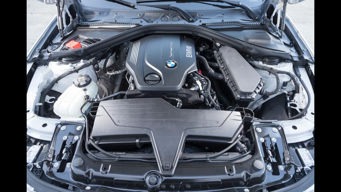 BMW 320d xDrive Touring, Motor
