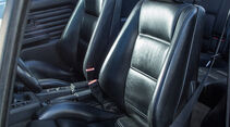 BMW 320i Cabrio, Fahrersitz