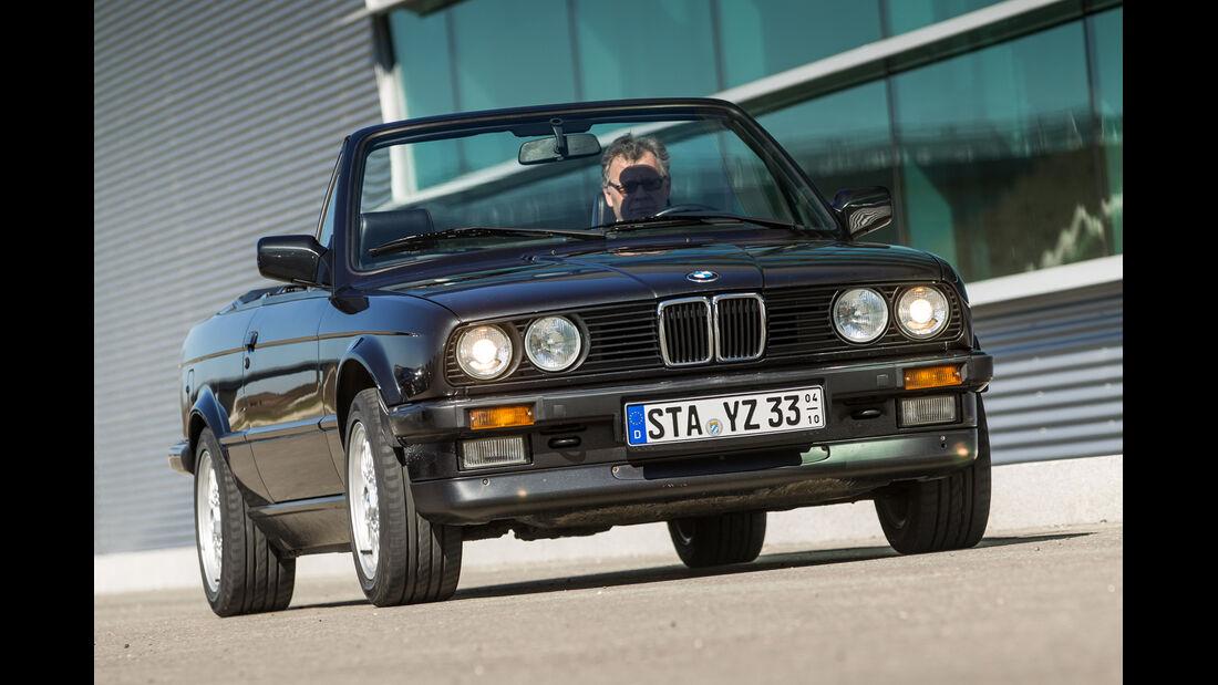 BMW 320i Cabrio, Frontansicht