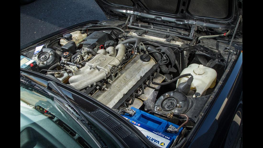 BMW 320i Cabrio, Motor