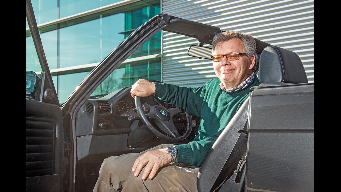 BMW 320i Cabrio, Saab 900 S Cabrio, Alf Cremers