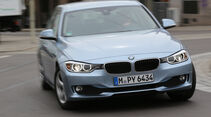 BMW 320i EDE, Frontansicht