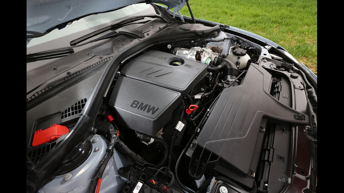 BMW 320i EDE, Motor