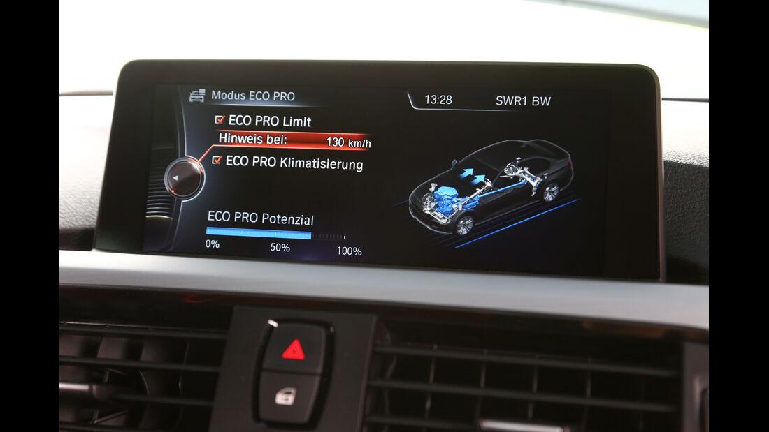 BMW 320i EDE, Navi, Bordcomputer, Monitor
