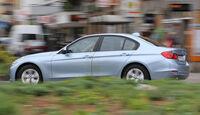 BMW 320i EDE, Seitenansicht