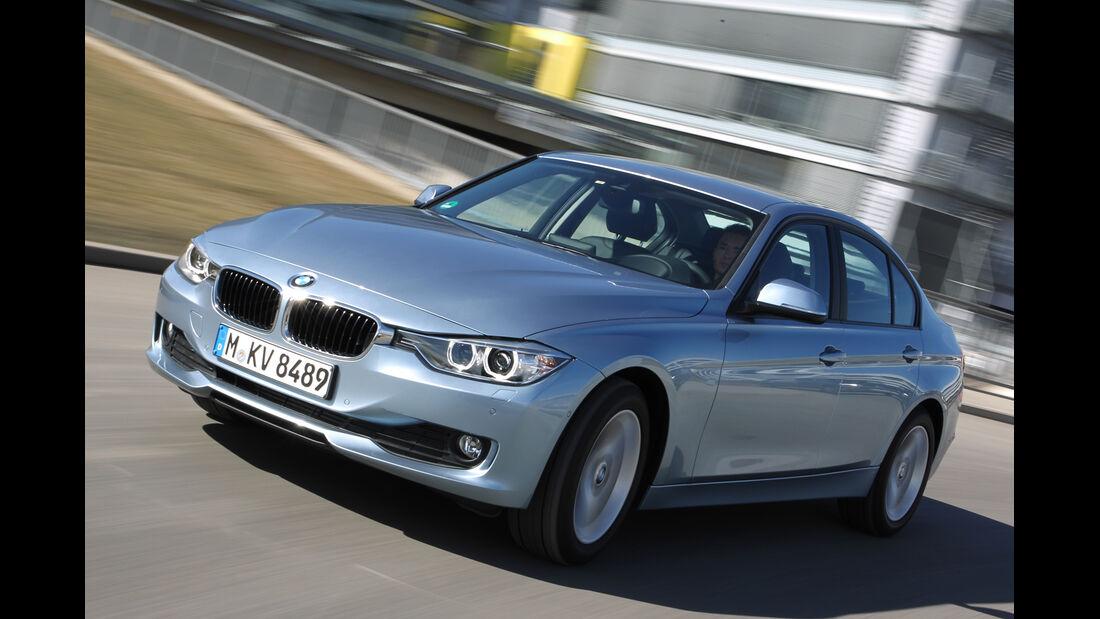 BMW 320i Efficient Dynamics Edition, Frontansicht