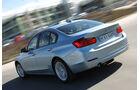 BMW 320i Efficient Dynamics Edition, Heckansicht