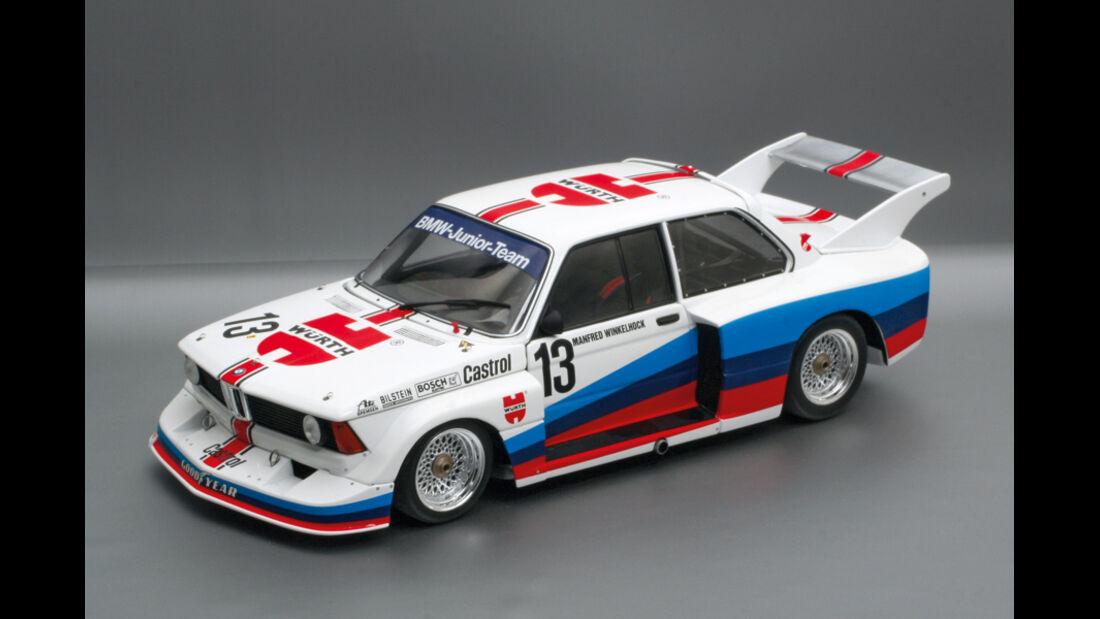 BMW 320i Gruppe 5 DRM 1977 im Maßstab 1:18