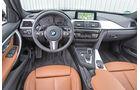BMW 320i Touring, Cockpit