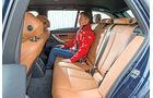 BMW 320i Touring, Fondsitze
