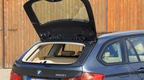 BMW 320i Touring, Heckklappe