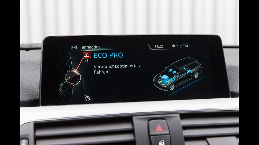 BMW 320i Touring, Infotainment