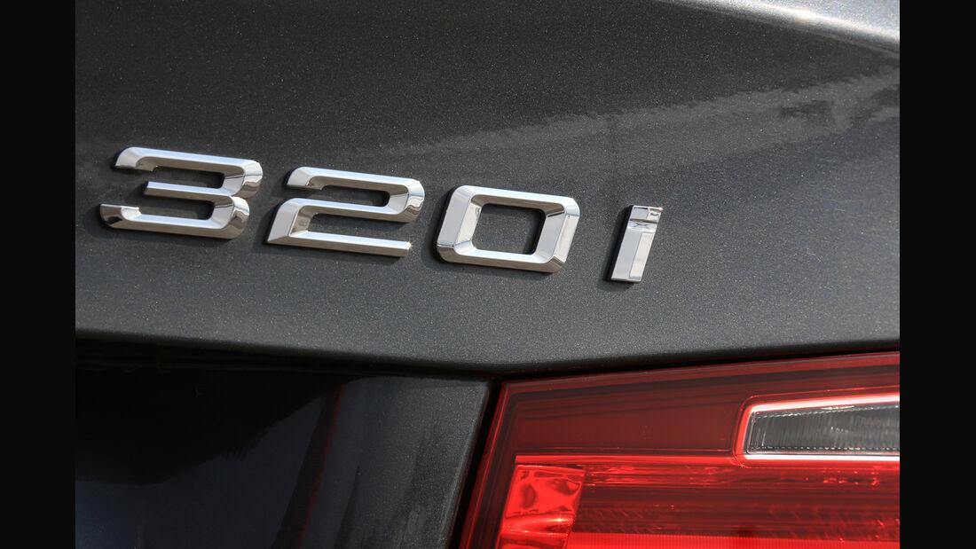 BMW 320i Touring, Typenbezeichnung