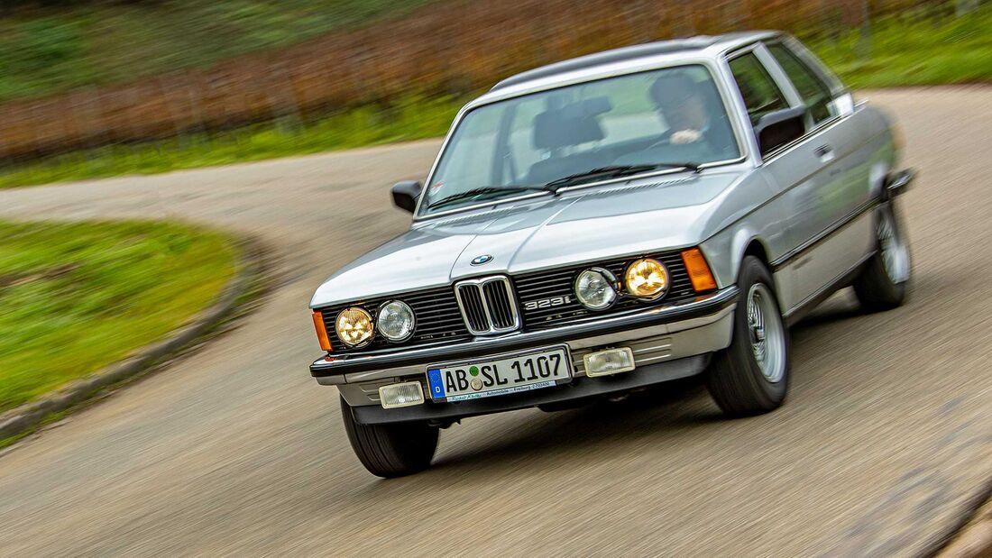 BMW 323i E21 (1980)