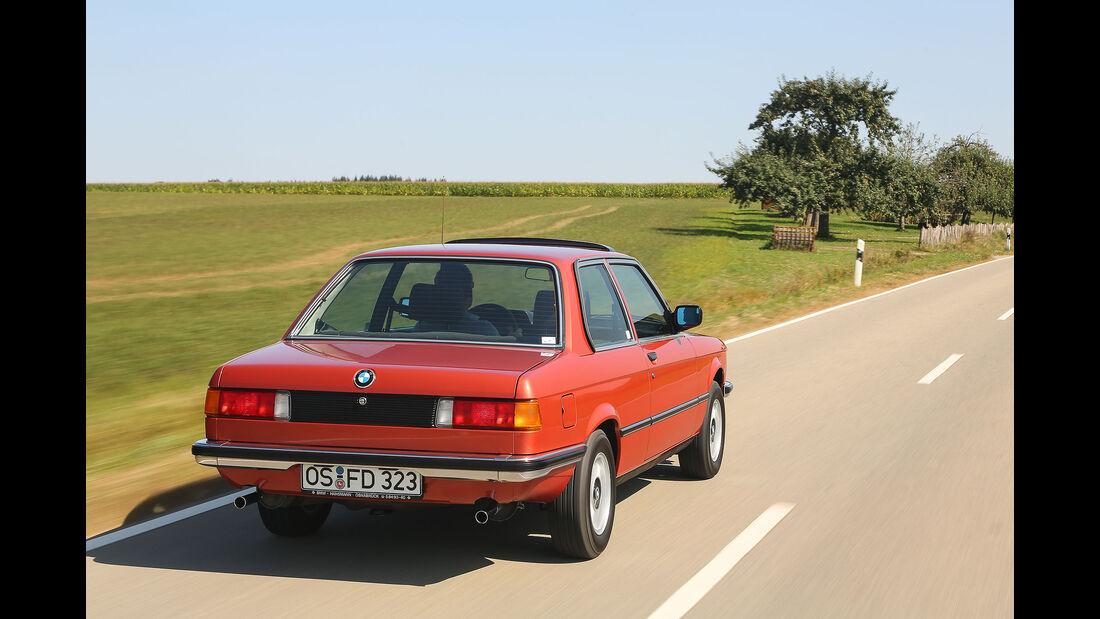 BMW-323i-Heck