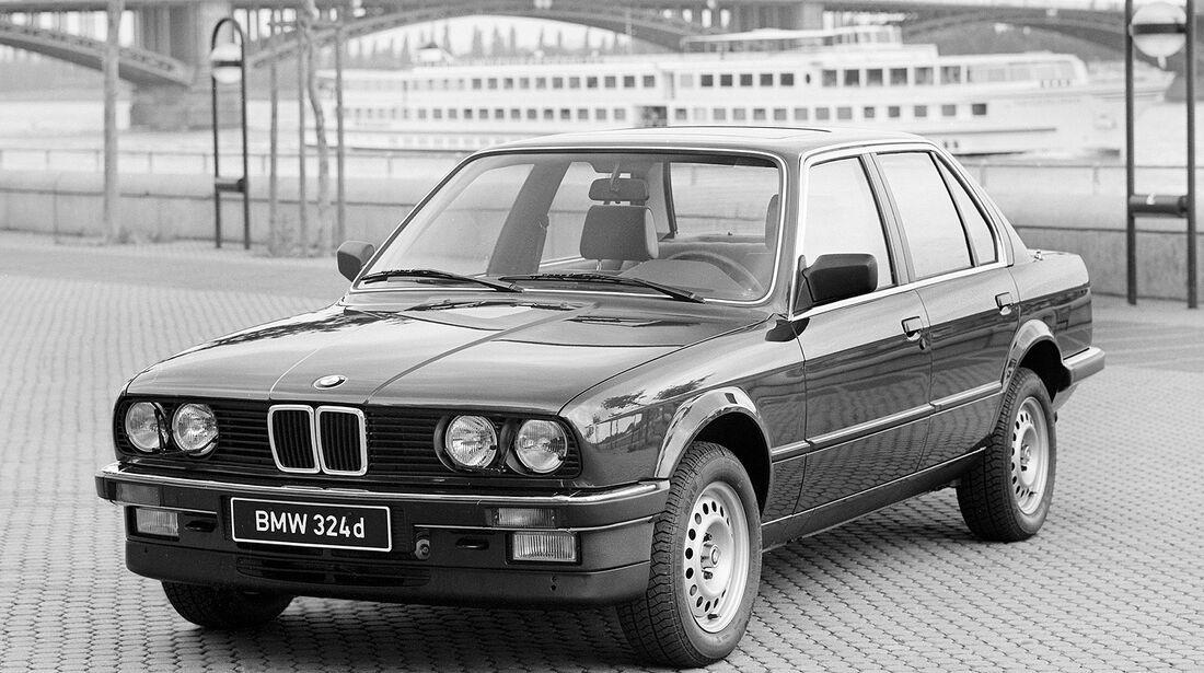 BMW 324d, 30 Jahre BMW-Dieselmotoren, 2013