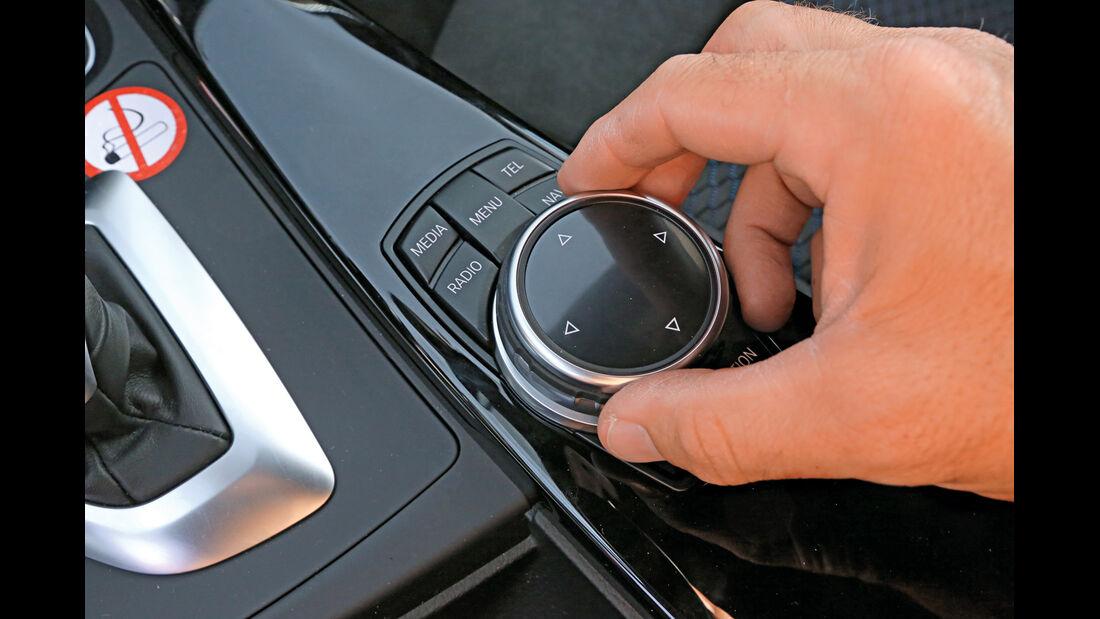 BMW 325d Touring, Bedienelement