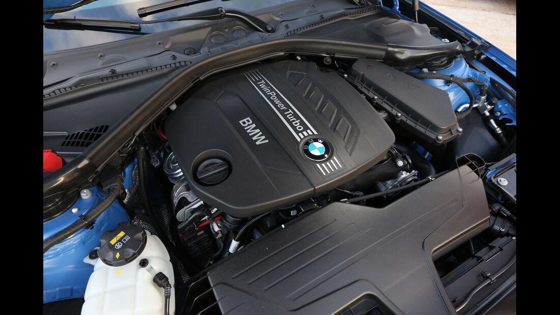 BMW 325d Touring, Motor