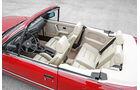 BMW 325i Cabrio, Interieur, Sitze
