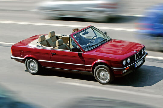 BMW 325i Cabrio