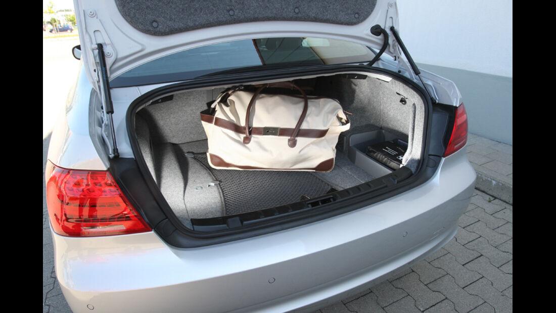 BMW 325i Coupe,Kofferraum