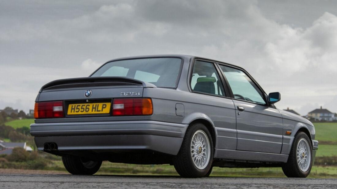BMW 325i E30 M Technik 2