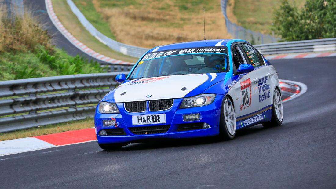 BMW 325i E90 - Scuderia Solagon e.V. - Startnummer #106 - Klasse: SP4 - 24h-Rennen - Nürburgring - Nordschleife - 24. bis 27. September 2020