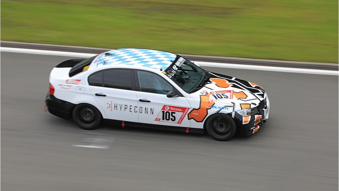 BMW 325i E90 - Startnummer #105 - Klasse: SP 4 - 24h-Rennen - Nürburgring - Nordschleife - 03. - 06. Juni 2021