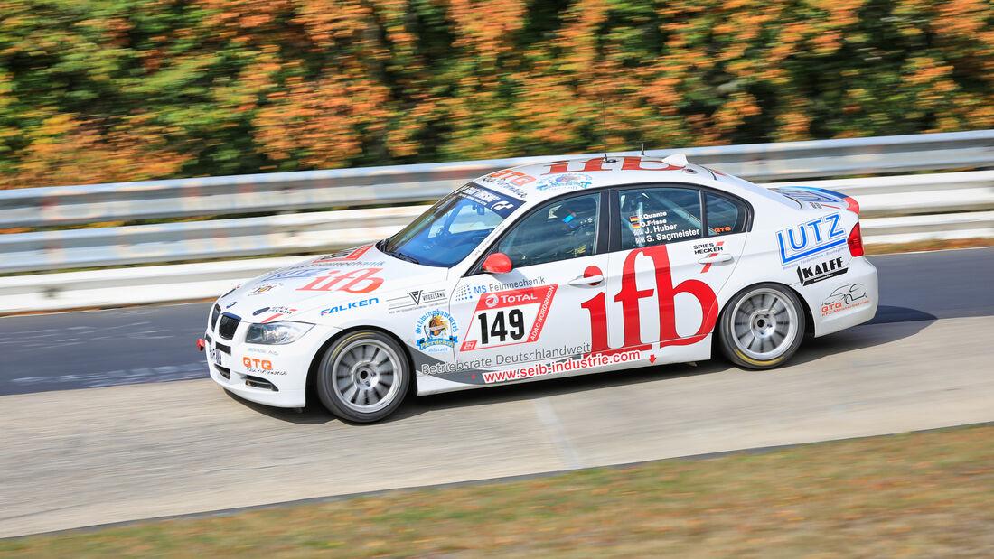 BMW 325i E90 - Startnummer #149 - Klasse: V4 - 24h-Rennen - Nürburgring - Nordschleife - 24. bis 27. September 2020