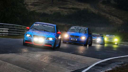 BMW 325i E90 - Startnummer 154 - 24h Rennen Nürburgring - Nürburgring-Nordschleife - 26. September 2020
