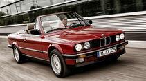 BMW 325i, Frontansicht