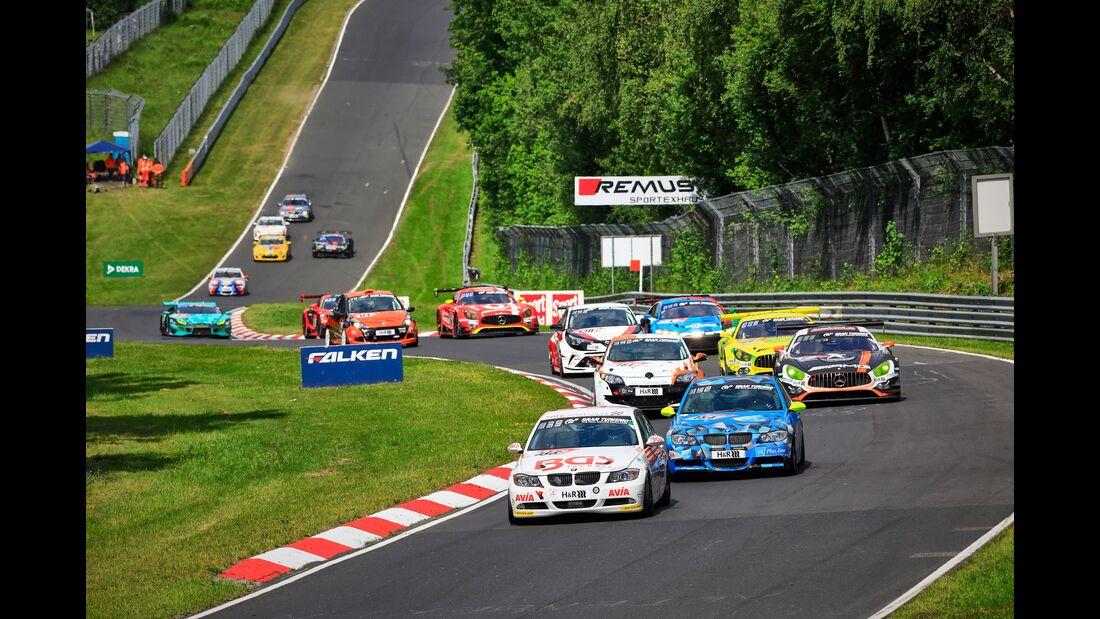 BMW 325i - Startnummer #155 - 24h Rennen Nürburgring - 22. Juni 2019