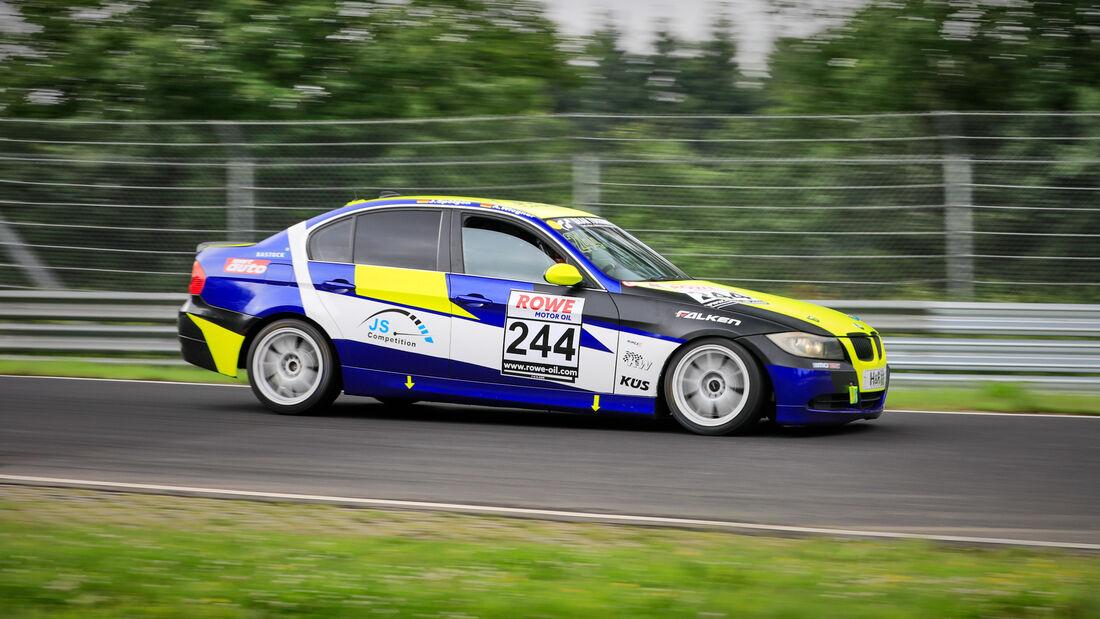 BMW 325i - Startnummer #244 - SP4 + SP5 - NLS 2021 - Langstreckenmeisterschaft - Nürburgring - Nordschleife