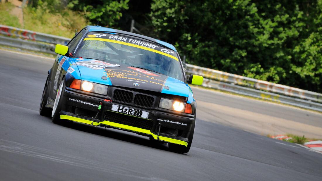BMW 325i - Startnummer #249 - SP4 - NLS 2020 - Langstreckenmeisterschaft - Nürburgring - Nordschleife