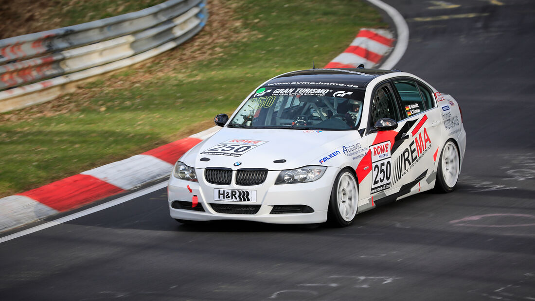 BMW 325i - Startnummer #250 - SP4+SP5 - NLS 2021 - Langstreckenmeisterschaft - Nürburgring - Nordschleife
