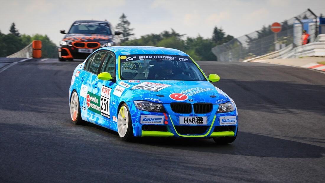 BMW 325i - Startnummer #251 - ePS-Rennsport - SP4 - NLS 2020 - Langstreckenmeisterschaft - Nürburgring - Nordschleife