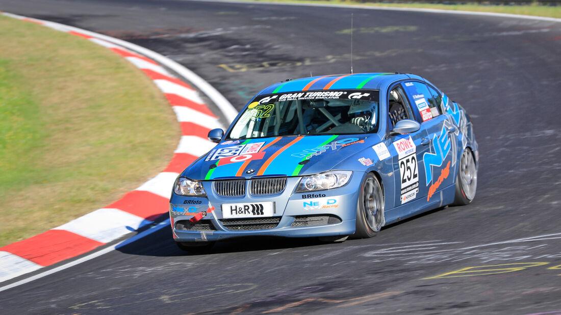 BMW 325i - Startnummer #252 - SP4 - NLS 2020 - Langstreckenmeisterschaft - Nürburgring - Nordschleife