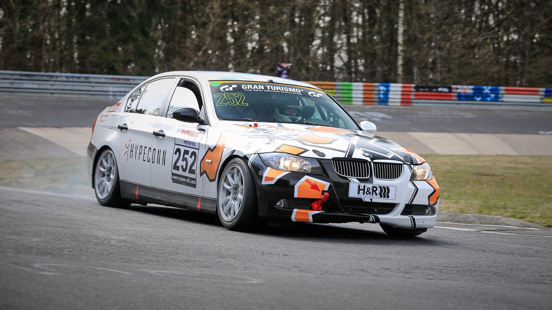 BMW 325i - Startnummer #252 - SP4+SP5 - NLS 2021 - Langstreckenmeisterschaft - Nürburgring - Nordschleife