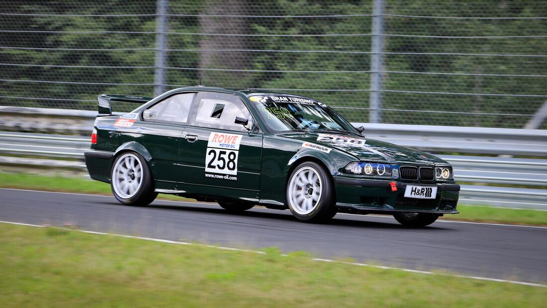 BMW 325i - Startnummer #258 - SP4 - NLS 2020 - Langstreckenmeisterschaft - Nürburgring - Nordschleife