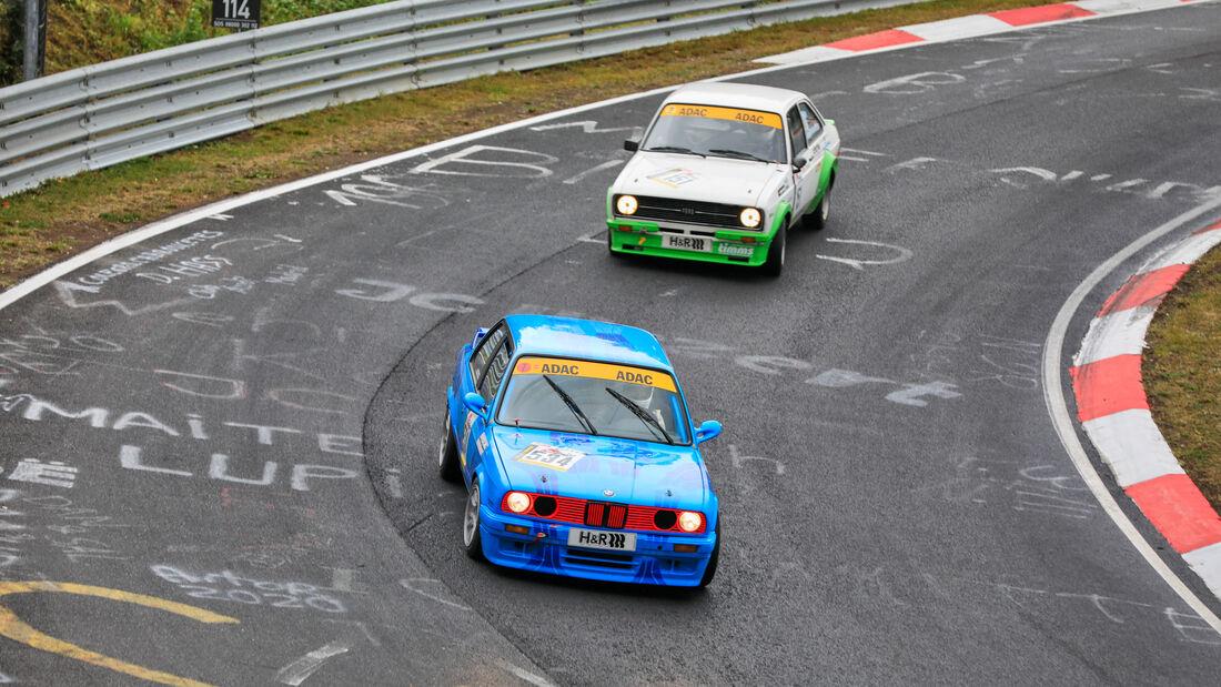 BMW 325i - Startnummer 534 - 24h Classic - 24h Rennen Nürburgring - Nürburgring-Nordschleife - 25. September 2020