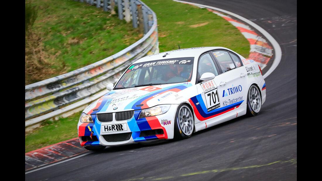 BMW 325i - Startnummer #701 - V4 - VLN 2019 - Langstreckenmeisterschaft - Nürburgring - Nordschleife