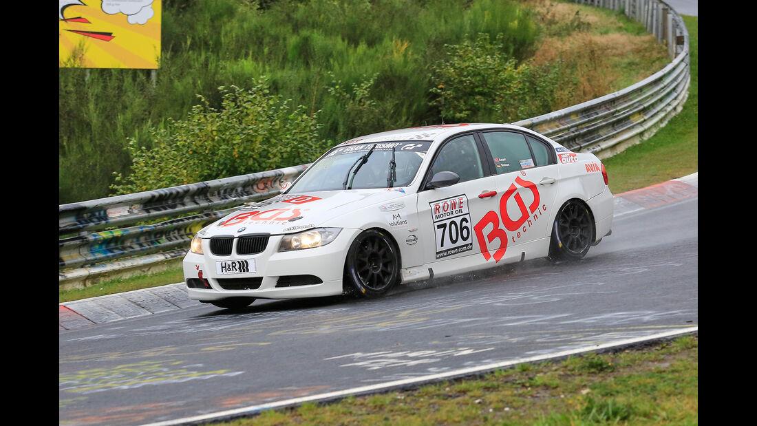 BMW 325i - Startnummer #706 - Team AVIA Sorg Rennsport - V4 - VLN 2019 - Langstreckenmeisterschaft - Nürburgring - Nordschleife